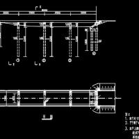箱型梁桥设计全套(包括图纸计算书设计任务书)