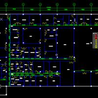 胶囊剂车间工艺平面图