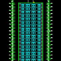 某高层剪力墙结构住宅楼毕业设计(初设阶段)