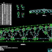 30m跨梯形钢屋架结构课程设计