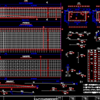 16m预应力混凝土简支空心板桥全套施工图(27张)