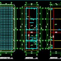 400立方钢筋混凝土矩形水池设计图纸及计算书