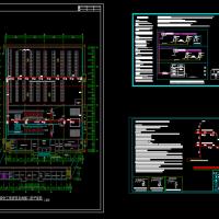 厂间大空间智能自动扫描射水消防水炮
