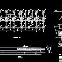 12030平米十二层框架结构宾馆毕业设计(含任务书、计算书、图纸)