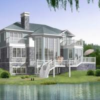 别墅设计带效果图