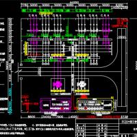 35KV变电站一次设计CAD图纸
