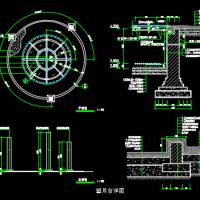 某观景平台施工图