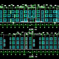 山东2814平米幼儿园全套工程预算书(含图纸 招标文件)