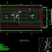 拉森钢板桩基坑支护设计图纸