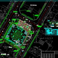 四川农业大学总平面规划设计图