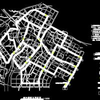 某城镇CNG供气系统设计图
