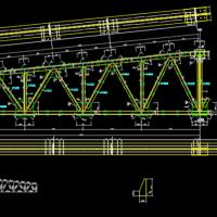 某24米跨钢结构厂房课程设计