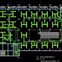 某商场标准层全空气系统图