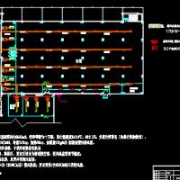 2530平米十万级净化车间空调系统设计图纸