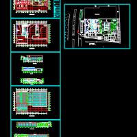 广汽丰田4S店建筑设计方案图
