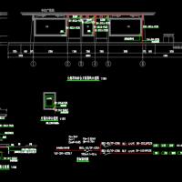 公交站台电气设计图