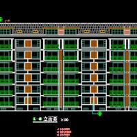 六层砖混结构住宅楼全套图纸及计算书
