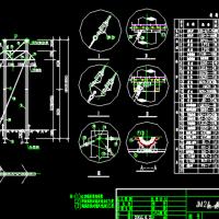 35kV送电线路设计图纸