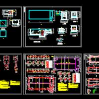 厂区污水调节池施工图
