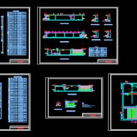 AAO-MBR合建池CAD图纸