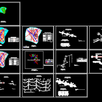 小流域水土流失治理项目设计图