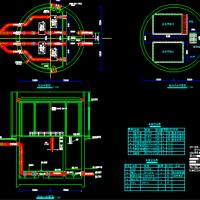 取水泵站课程设计图及计算书