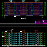 4604平米六层住宅楼招标控制价编制毕业设计(含清单及建筑结构图纸)