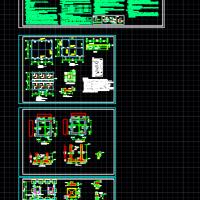 小型垃圾转运站结构图