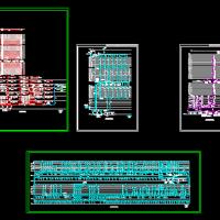 超高层建筑项目给排水设计系统图