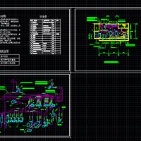 锅炉房电气设计图纸