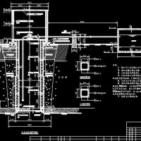 10m深机井设计图