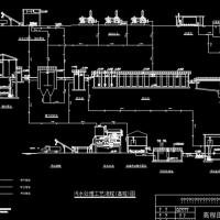 某污水处理厂氧化沟工艺毕业设计