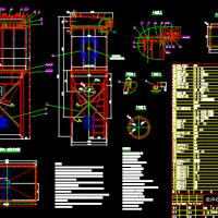 DMC112脉冲袋式除尘器图纸