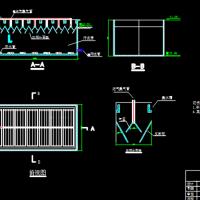 uasb反应器三视图
