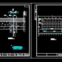 路基注浆加固设计CAD图