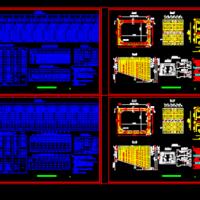 4.0X3.0m 箱涵CAD构造图