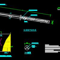 锚喷支护边坡治理工程施工图(含文本说明)