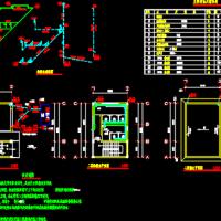 某垃圾转运站和公共厕所给排水设计图