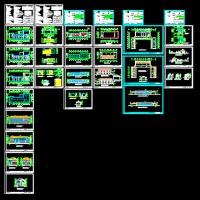 益阳市污水处理厂工程初步设计图