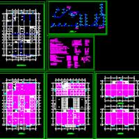 综合楼地暖设计施工图