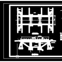 土地整理项目机耕桥设计图(15m跨)