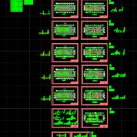 疾病预防控制中心实验楼通风设计图