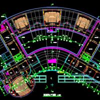 贵州13730平米交通学院建筑设计图