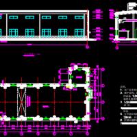 门式刚架轻型钢结构厂房毕业设计(含计算书)