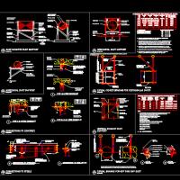 管道安装大样图CAD图纸