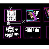 老旧小区用户电表箱改造设计图
