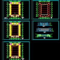 32班中学教学楼设计方案