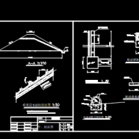 某水利工程塘坝施工图