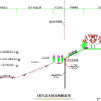 某河道驳岸整治工程设计施工图
