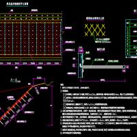 路基填方边坡喷播植草CAD设计图